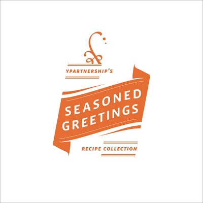 Seasoned Greetings logo design process