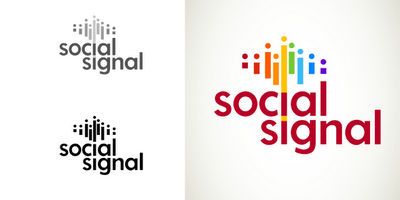 Logo design for Social Signal